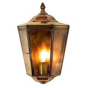 Chelsea Solid Brass Passage Lamp