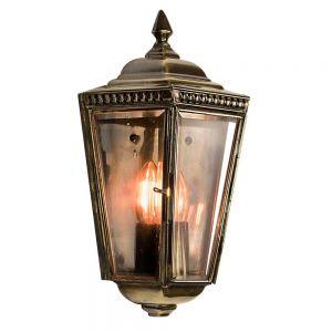 Windsor Solid Brass 1 Light Passage Lantern