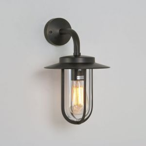 Montparnasse 0561 Bronze Outdoor Wall Light, IP44