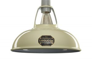 Coolicon Small Classic Pendant In Classic Cream