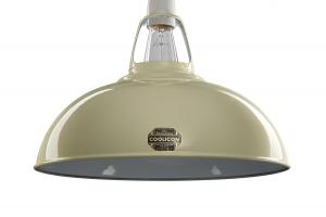 Coolicon Large Classic Pendant In Classic Cream