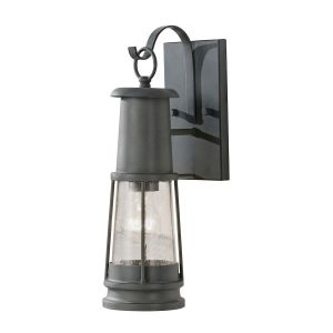 FE/CHELSEAHBR2 Outdoor 1 Light Storm Cloud Wall Lantern