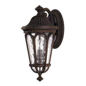 FE/REGENT/M Outdoor 2 Light Die Cast Aluminium Wall Lantern