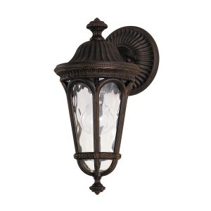 FE/REGENT/S Outdoor 1 Light Die Cast Aluminium Wall Lantern