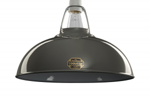 Coolicon Large Classic Pendant In Original Grey