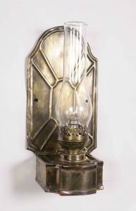 Barnsbury Solid Brass 1 Light Wall Lamp
