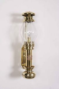 Berth Solid Brass 1 Light Wall Lamp
