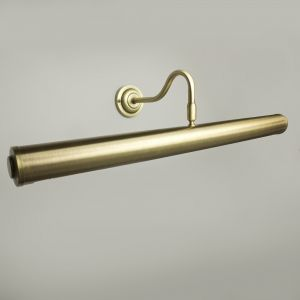 Classic Antique Brass 64cm Traditional Picture Light