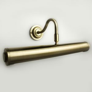 Classic Antique Brass 40cm Traditional Picture Light