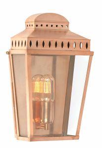 EC4-1 Outdoor Lantern, Polished Copper