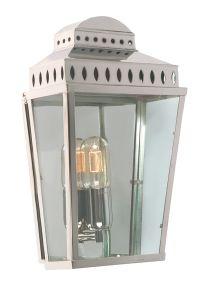 EC4-1 Outdoor Lantern, Polished Nickel
