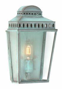 EC4-1 Outdoor Lantern, Verdigris