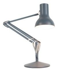 Anglepoise Mini Type 75 Desk Lamp in Slate Grey