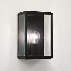 Homefield 0483 Black Outdoor Wall Light, IP44