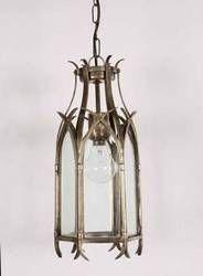 733 Gothic 1 Light Hanging Lantern
