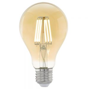 Vision Vintage LED Filament Amber GLS Shape Lamp 4 watt