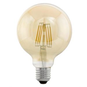 Vision Vintage LED Filament Amber Large Globe Shape Lamp 4 watt