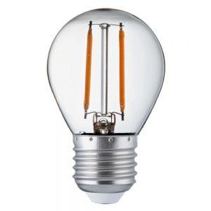 4 Watt LED E27 Edison Screw Bulb In Warm White