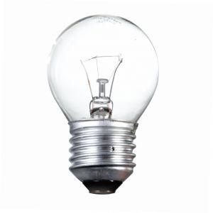 25 Watt Edison Screw Golf Ball Bulb