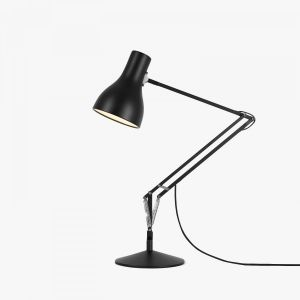 32561 Anglepoise Type 75 Desk Lamp Jet Black