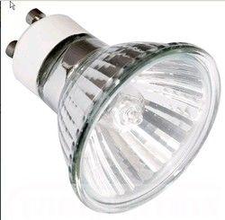 50 watt Halogen GU10 lamp