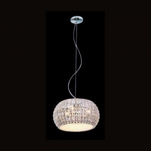 Rome - Contemporary Crystal ceiling Pendant Light