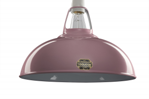 Coolicon Large Classic Pendant In Powder Pink