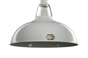 Coolicon Large Classic Pendant Light In Original White