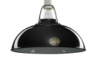 Coolicon Large Classic Pendant In Jet Black