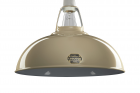 Coolicon Large Classic Pendant In Latte Brown